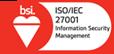Mister Mail ISO 27001 gecertificeerd